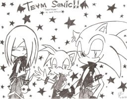 Team Sonic 'Smexified' XDD by Angel-The-Hedgehog09