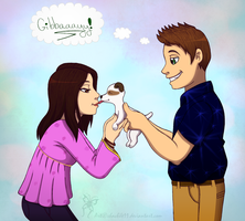 Cibby - Puppy love by chachi411