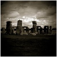 Stone Henge by GreenEyedHarpy