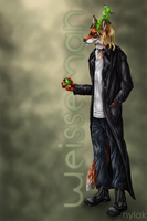Commission : Weisseman by Nylak