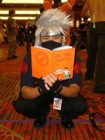 A-Kon 22 - Kakashi by XSpiritWarriorX
