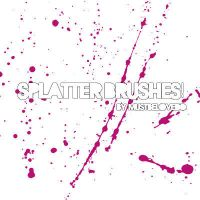 Splatter Brushes by mustbelovedd