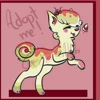 Adoptable [Closed?] by GeXeHeNNa