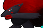(Speed Paint) Zoroark by DentistChicken