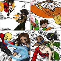 Seismic Kick EARTH And Others. by Flower-North