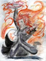 Axel rocksors by PadfootBlack