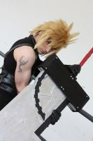 Cloud Strife by Eyes-0n-Me