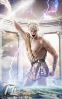 The Young Zeus by Maryneim