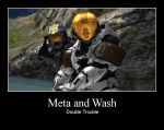 Meta and Wash by Bladejet