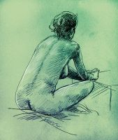 nude 04 by Tohad