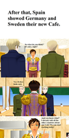 MMD Hetalia - Three Cafe countries United pt. 3 by PikaBlaze