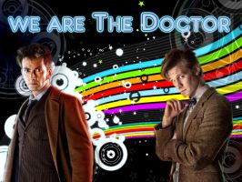 We Are The Doctor by icewormie