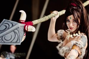 Sexy Nidalee by Rattfinkphotography