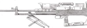 Anti-material rifle by SaabGripen