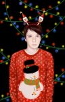 Dan Howell - 'Christmas Edition' by DraconaMalfoy