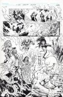 X-Men Messiah Complex pg 16 by JoeWeems5