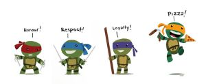 TinyTurtles by Toyebot