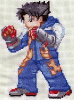 Jin-Cross Stitch 2 by shingorengeki