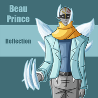 Pokepeople: Beau Prince by MTC-Studio