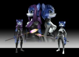 Krystal? by UndyingNephalim