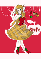 Apple Pie Adopt {{CLOSED}} by Pyunenii