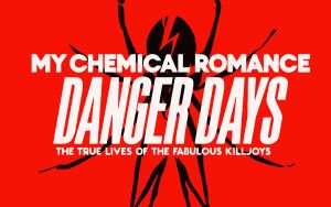 MCR - DANGER DAYS wallpaper by ApertumCodex