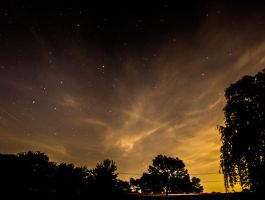 The stars over Illinois by DanielGliese
