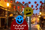 Prophets Visit Chinatown and buy T-Shirts by morgandrake