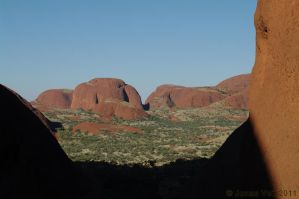 Kata Tjuta IV by friedapi