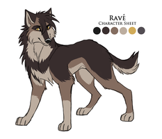 Rave Character Sheet by HailDawn