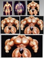 Muscle Growth Ray II by n-o-n-a-m-e