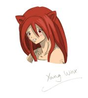 Winx Young Speed Colour by KOAnimation