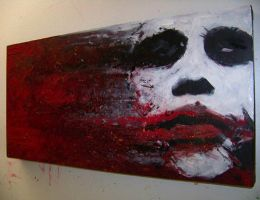 The Joker by tanvine