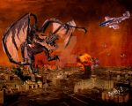 Dragons Return to Kansas City by BradleyJImagery