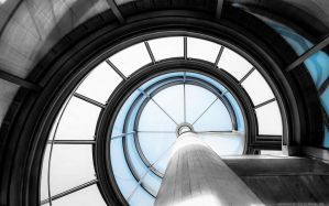 Berlin-Staircase in the Museum by pingallery