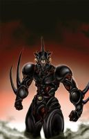 Enter Guyver III by Somnivore