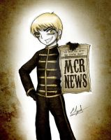 MCR NEWS by Eilyn-Chan
