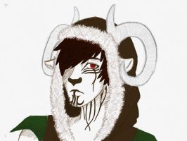 Dark Faun Boy by teemorpanda