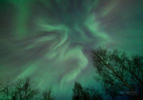 Geomagnetic Activity by JoniNiemela
