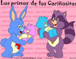 carebears carinositos by CaptainMexico