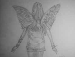 Give Me Love Drawing by PizzaNiall