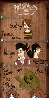 Don't starve meme by PaintBerryBird