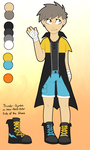 Reference Sheet: Sam(antha) by SevBD