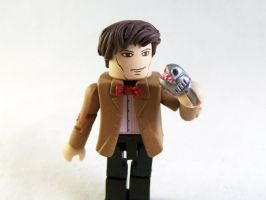 11th Doctor Custom Minimate by luke314pi