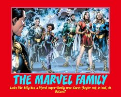 Marvel Family Motivational by Shadow-DJ