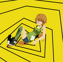Chie by Keki-is-luv