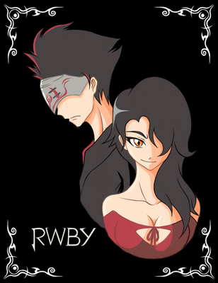 RWBY Volume 3 Poster by ChalklateRain