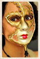 Mask of Venezia 2 by cemito