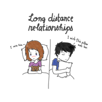 Long Distance Relationships by kogalover97