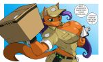 Higgins Com: Package Girl by ShoNuff44